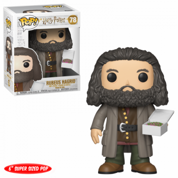 Hagrid torával POP figura