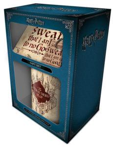 Hogwatrs Ajándékcsomag Karácsonyi Ajándék