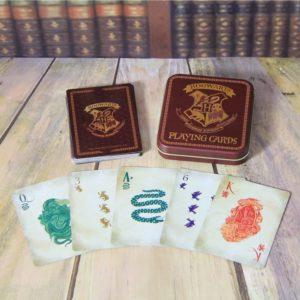 Hogwarts Poker Set Karácsonyi Ajándék