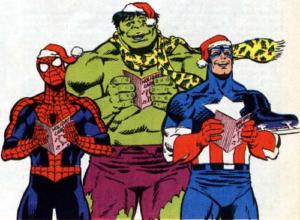 Marvel Ének Karácsonyi Ajándék