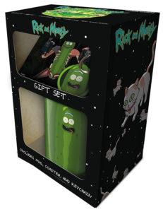 Pickle Rick Ajándékcsomag Karácsonyi Ajándék