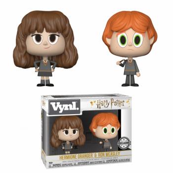 Hermione és Ron
