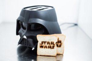 Darth Vader Kenyérpirító Karácsonyi Ajándék