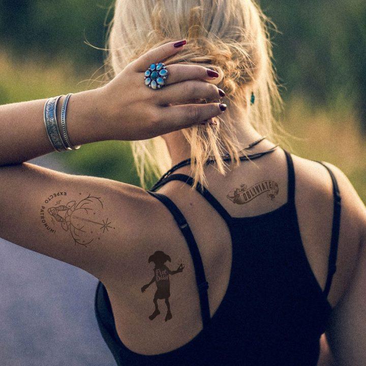 Tobi tetoválás