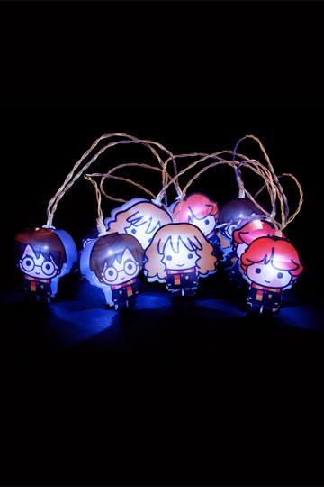 harry potter fényfüzér karácsony