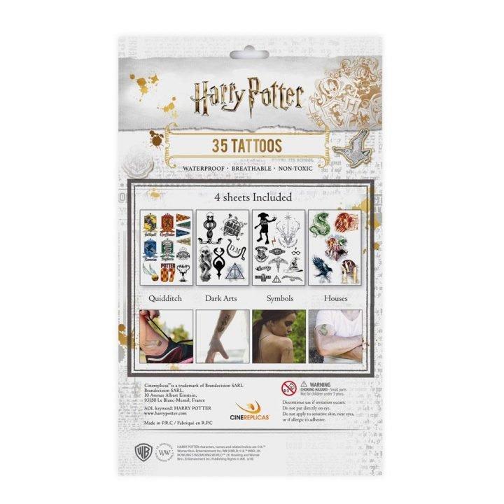 Harry Potter tetováló készlet