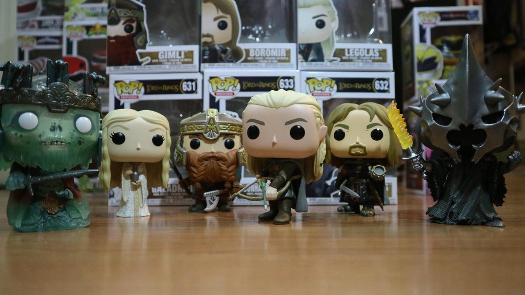 Lord of the rings pop