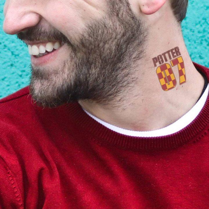 Quidich tetoválás