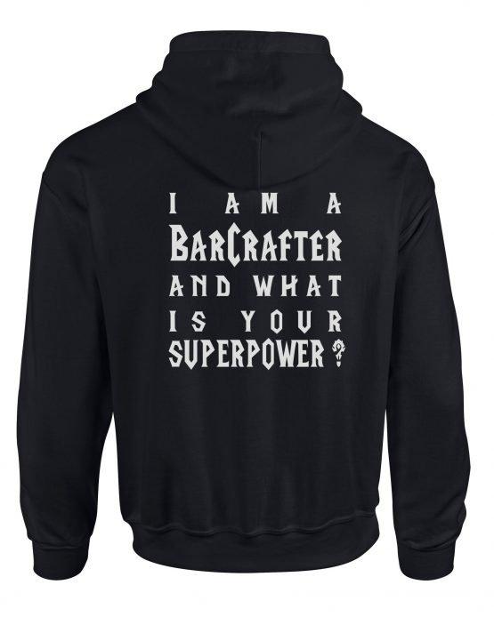 Barcrafter pilóver