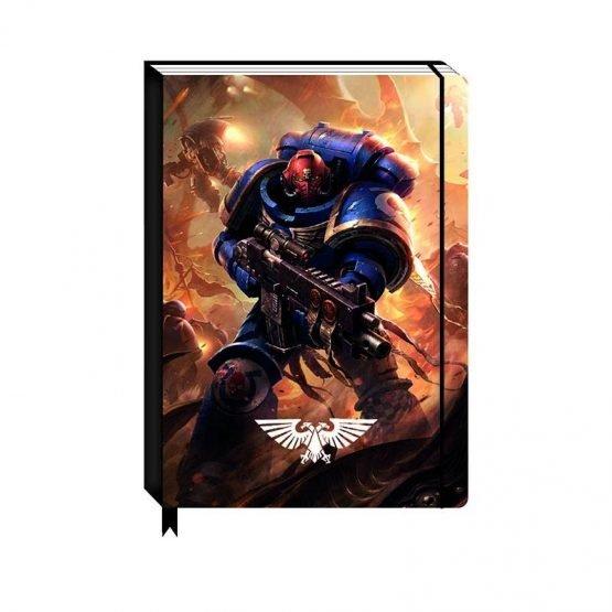 Warhammer 40k jegyzetfüzet