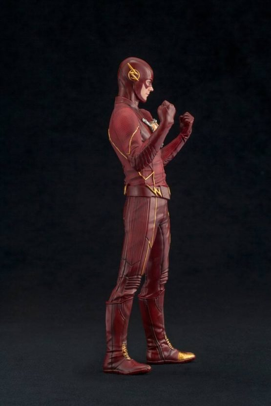DC Comics The Flash EU Exclusive 19 cm - ARTFX+ Szobor