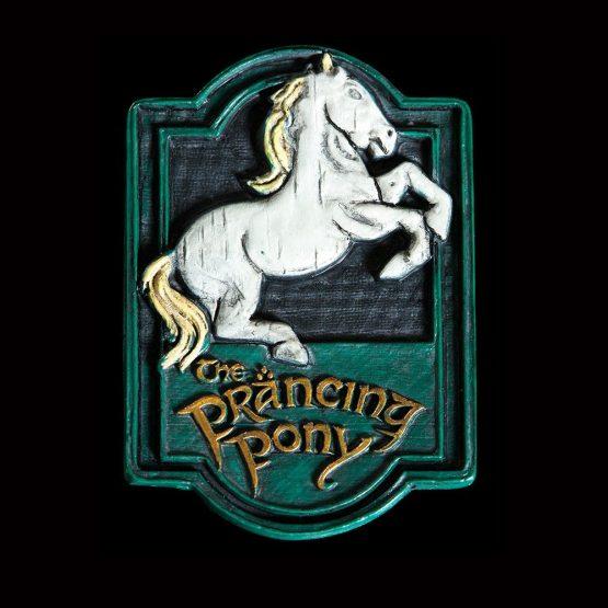 Gyűrűk Ura - Lord of the Rings Hűtőmágnes (Prancing Pony)