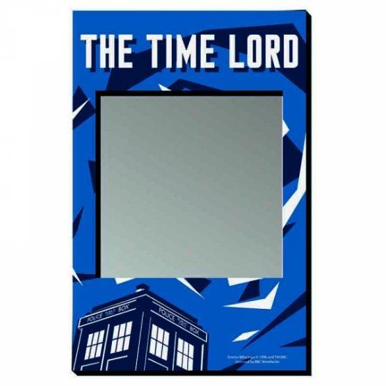 Doctor Who képkeret