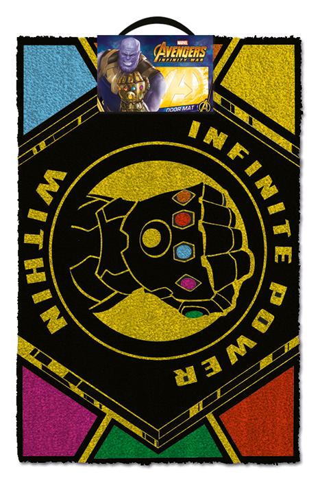 Infinity Power lábtörlő