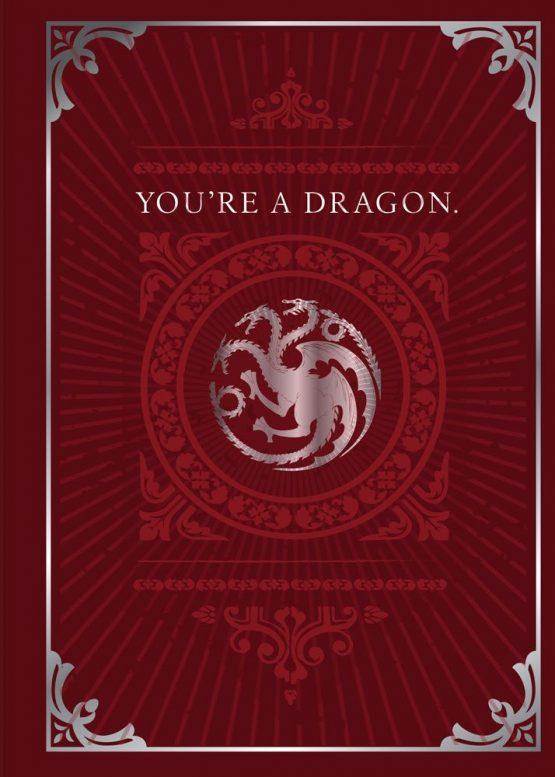 Game of Thrones képeslap