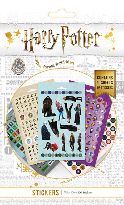 Harry Potter matrica készlet