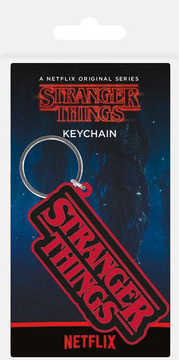 Stranger Things kulcstartó