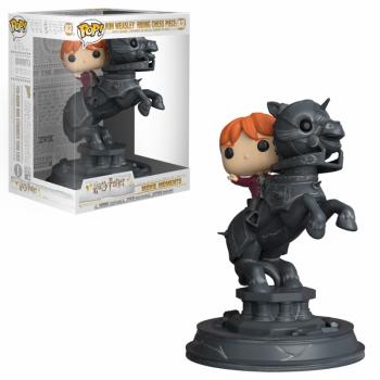 Funko POP! Harry Potter - Ron Riding Chess Piece