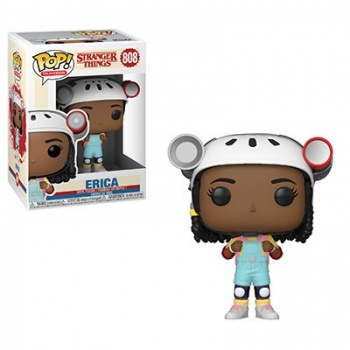 Funko POP! Stranger Things: Erika Figura 10cm