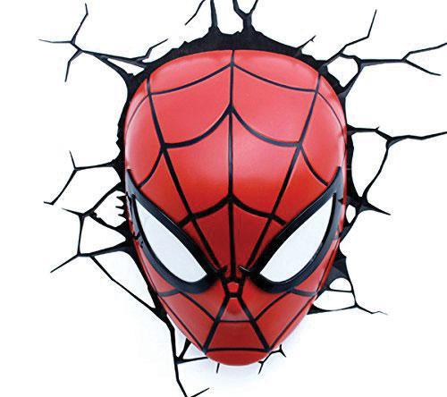 Marvel Spider-Man Lámpa & Hangulatvilágítás