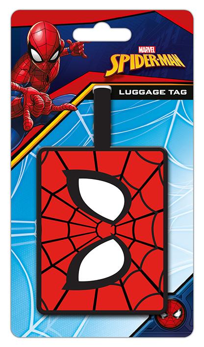 Marvel Pókember Poggyászcímke