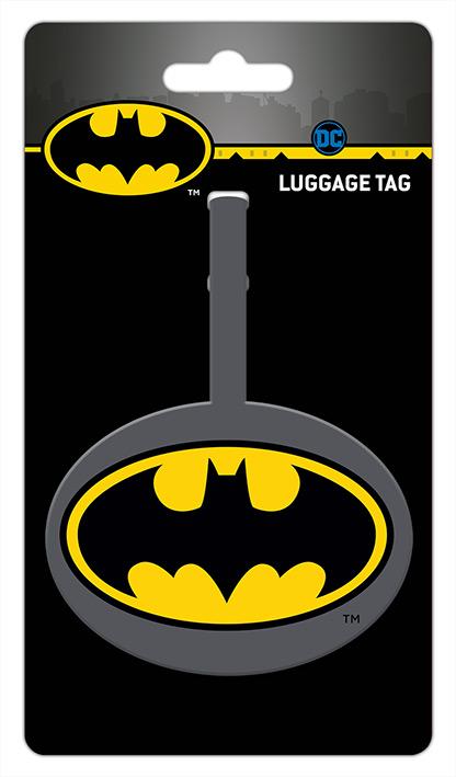 DC Comics Batman Poggyászcímke