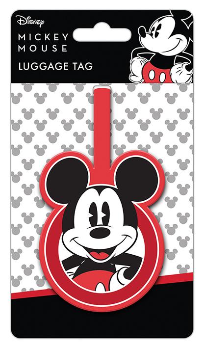 Disney Mickey Mouse Poggyászcímke