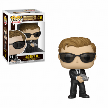Funko POP! Men In Black: International - Agent H