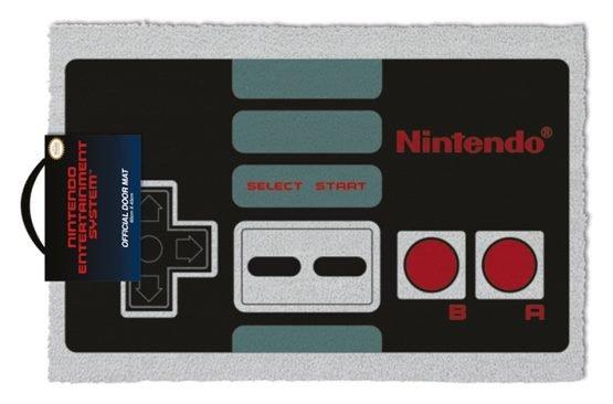 Nintendo lábtörlő