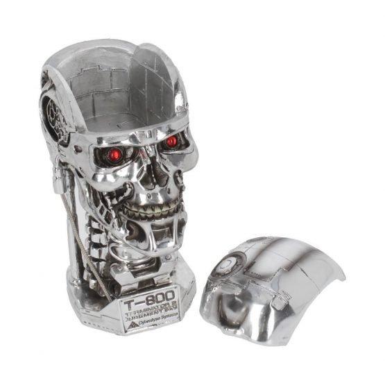 Terminator Fej Tárolódoboz