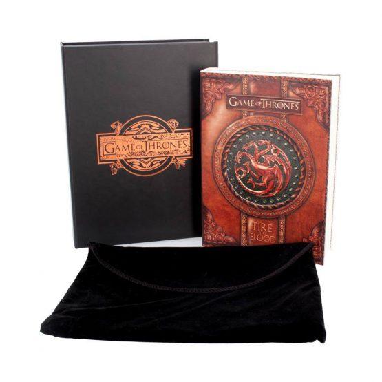 Game of Thrones jegyzetfüzet
