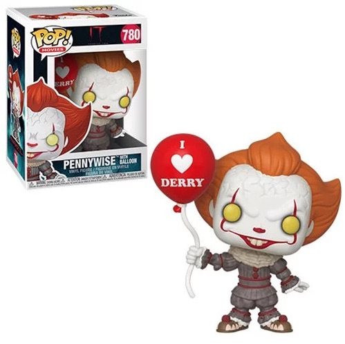 Funko POP! IT Pennywise with Balloon