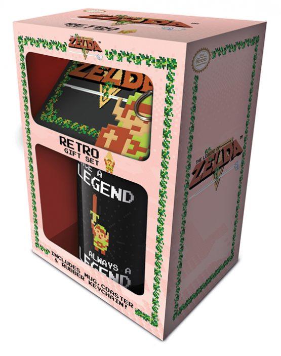 Zelda ajándékcsomag
