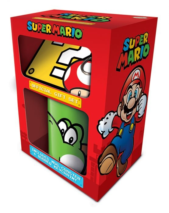 Super Mario ajándék