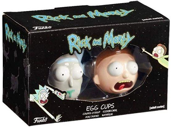 Rick and Morty Funko