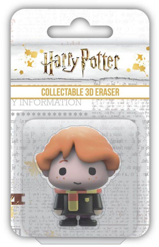 Harry Potter Radír Ron Weasley (3D Radír)
