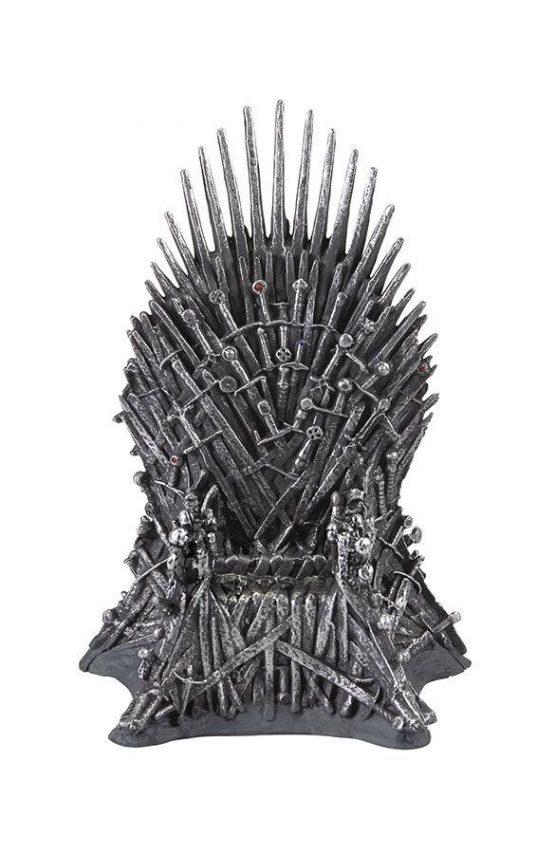 iron throne névjegykártya tartó trónok harca