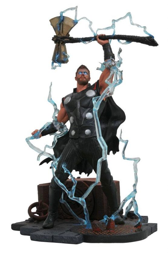 Marvel Thor Ragnarok - Thor Szobor