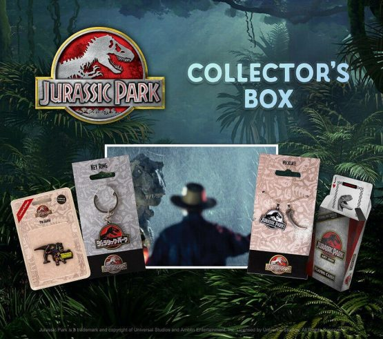 Jurassic Park Collector