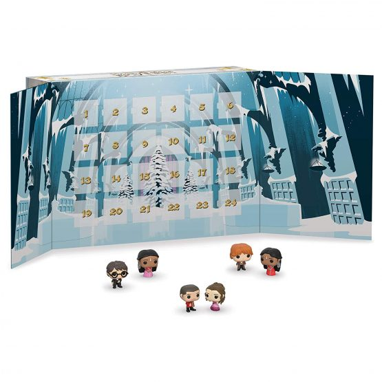 Harry Potter Funko adventi naptár