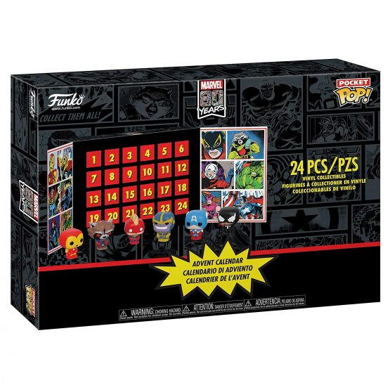 Marvel advent