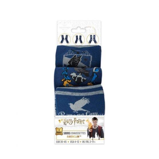 Harry Potter: Ravenclaw Zokni Készlet