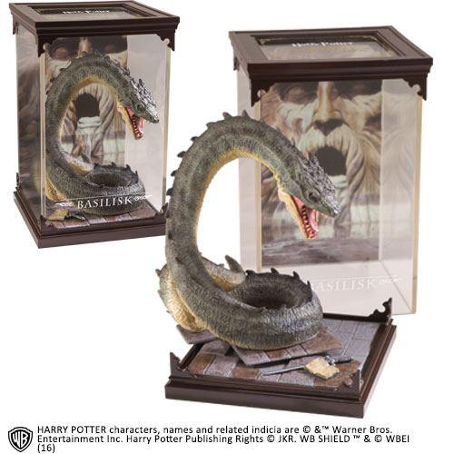 Harry Potter Baziliszkusz (Basilisk) Szobor 18 cm