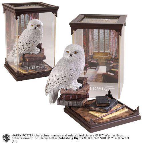 Hedwig szobor Harry Potter