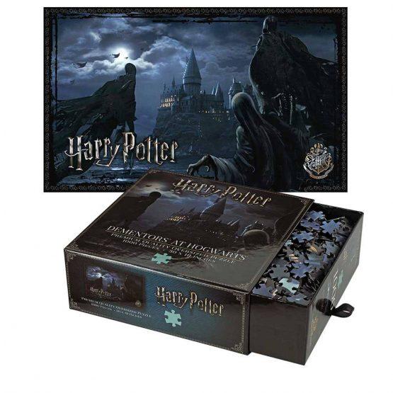 Harry Potter Puzzle - Dementors at Hogwarts