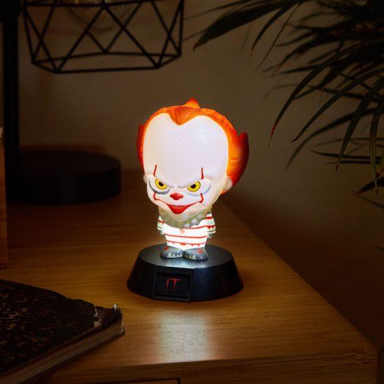 Pennywise 3D Lámpa & Hangulatvilágítás
