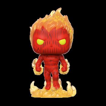 Funko POP! Marvel Fantastic Four - Human Torch