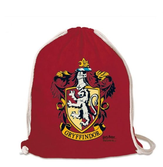Harry Potter Gryffindor Tornazsák
