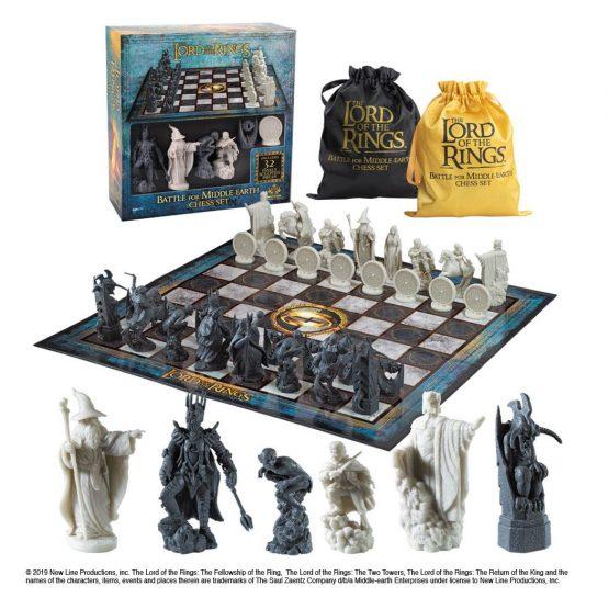 Lord of The Rings - Gyűrűk Ura Sakk készlet