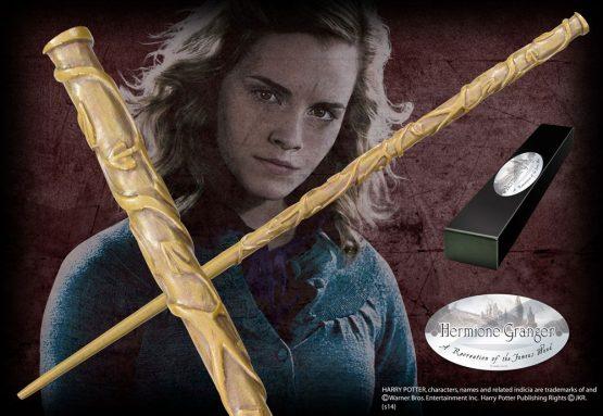 Harry Potter Varázspálca Hermione Granger (Character-Edition)